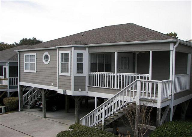 Fantastic Location Steps Away From The Sand-Arbor House #16 - Image 1 - Myrtle Beach - rentals