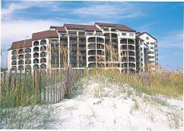 Beautiful Oceanfront Views at Land's End Villa in Myrtle Beach SC - Image 1 - Myrtle Beach - rentals