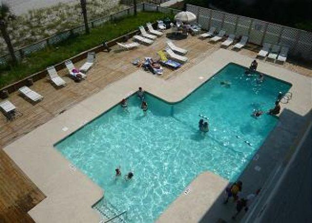 Nice Pelicans Watch 3 Bedroom Unit, Just Steps Away From the Sand, Myrtle Beach SC - Image 1 - Myrtle Beach - rentals