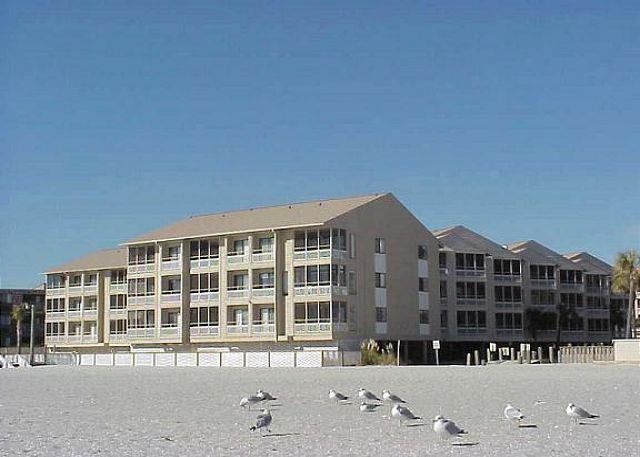 Great location steps away from the sand @ Pelicans Watch-Myrtle Beach SC#321 - Image 1 - Myrtle Beach - rentals