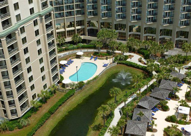Stunning spacious condo, Kingston Plantation Royale Palms #507 Myrtle Beach - Image 1 - Myrtle Beach - rentals