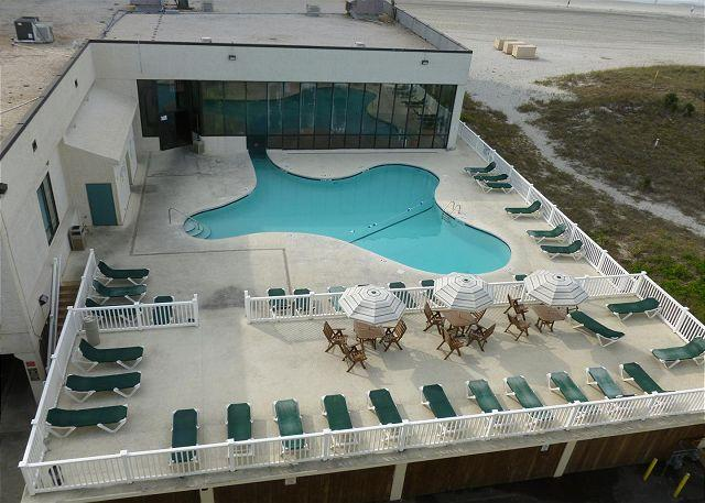 Oceanfront Views from the 5th floor! -Sands Beach Club #522 - Image 1 - Myrtle Beach - rentals