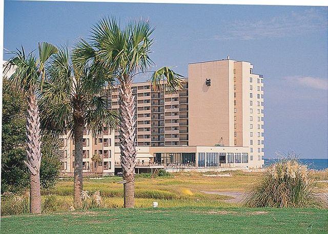 Great location & OCEANFRONT@Sands Beach Club-Myrtle Beach SC#717 - Image 1 - Myrtle Beach - rentals