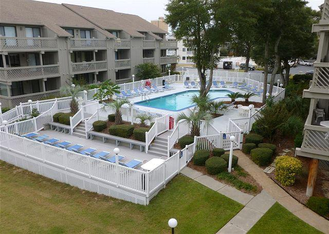 Clean and Affordable Shipwatch Pointe II – M201 – Myrtle Beach, SC - Image 1 - Myrtle Beach - rentals