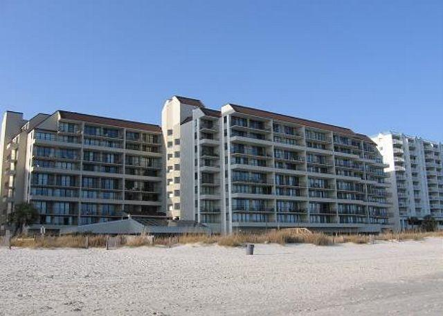 Perfect location, near shopping, family friendly@Sea Winds North Myrtle Beach - Image 1 - North Myrtle Beach - rentals