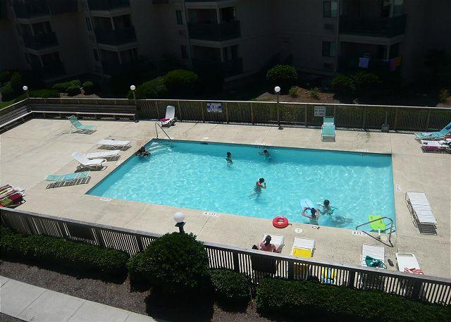 Nice Peaceful Ocean Side Unit-2 Bed/2 Bath-A Place at the Beach III Unit #O3P - Image 1 - Myrtle Beach - rentals
