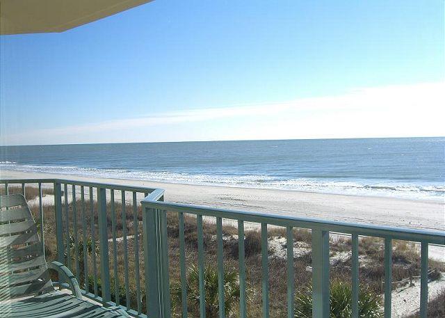 Great View, Ocean Front Property @ Beach Club III North Myrtle Beach SC - Image 1 - North Myrtle Beach - rentals