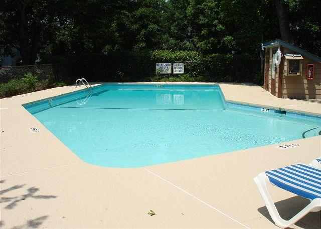 Pool, Balcony, Hot Tub included with Great Condo at the Shipwatch Pointe II Myrtle Beach, SC - Image 1 - Myrtle Beach - rentals