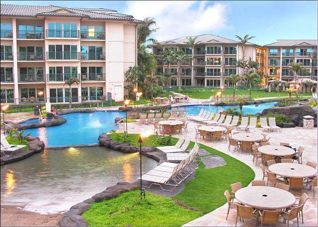 C105 Waipouli Beach Resort - Image 1 - World - rentals