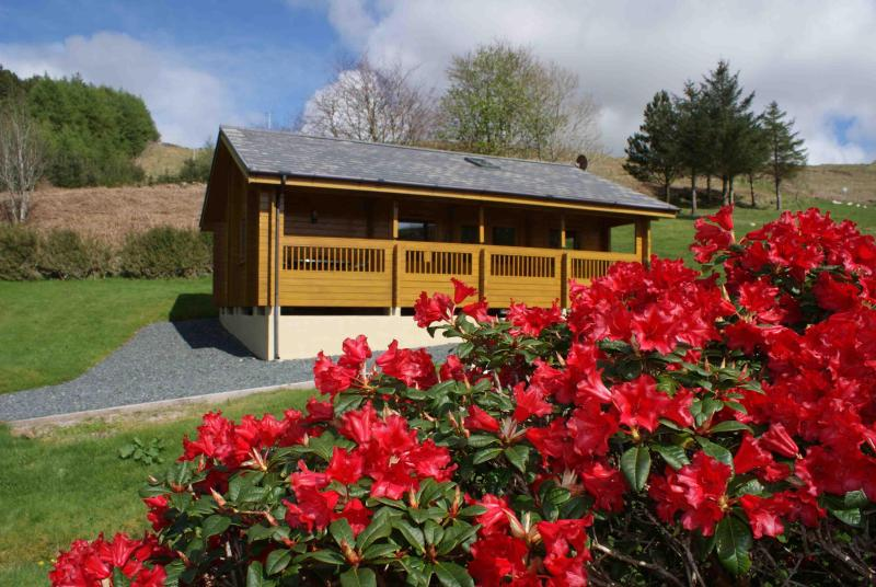 Beech Lodge - Beech Lodge, Cill-Mhoire Self Catering Lodges - Dervaig - rentals