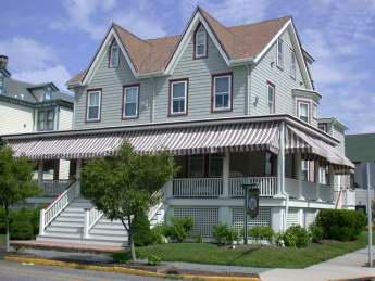 Cape May 3 BR/3 BA Condo (Cape May 3 BR, 3 BA Condo (Sand Castle 13788)) - Image 1 - Cape May - rentals