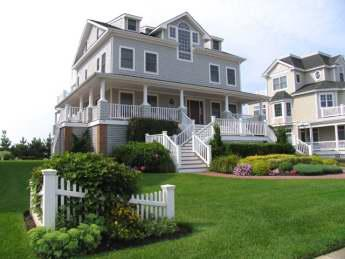 Nice House with 4 BR-4 BA in Cape May (Stroll By the Sea Cottage 6018) - Image 1 - Cape May - rentals