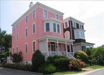 Property 42945 - 5 BR/5 BA House in Cape May (The Pink Cottage 42945) - Cape May - rentals