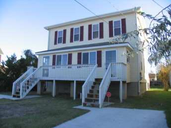 Property 48313 - Ideal House with 3 BR/2 BA in Cape May (Twin Bank 48313) - Cape May - rentals