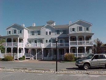 Property 7301 - Cape May 2 Bedroom & 3 Bathroom Condo (7301) - Cape May - rentals