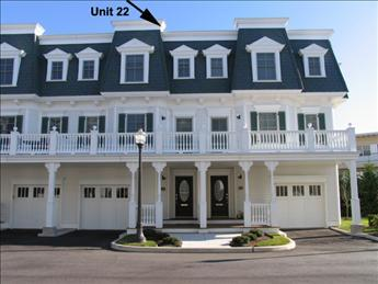 Property 27909 - Heavenly Condo with 4 BR & 5 BA in Cape May (89835) - Cape May - rentals