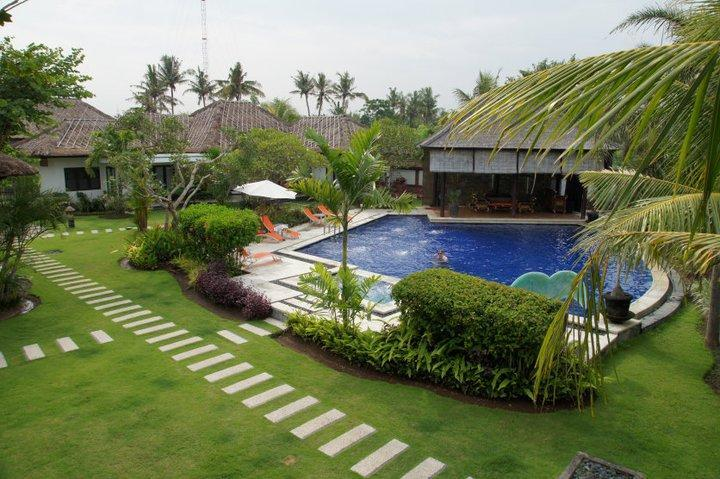 Romantic beachfront 4 villas resort - Image 1 - Gianyar - rentals