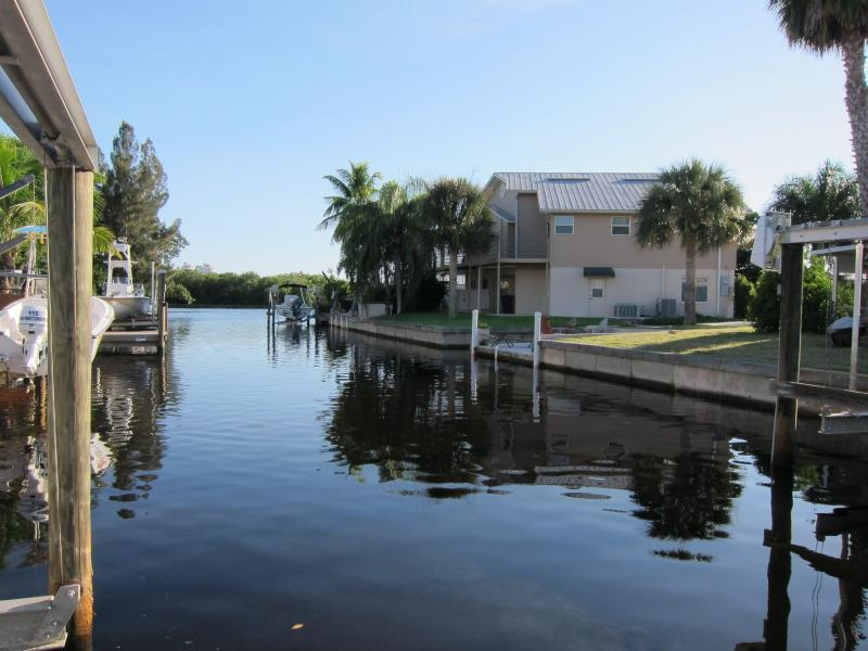 Water!!!! Water Front Home on Estero Bay Shores - Image 1 - Bonita Springs - rentals