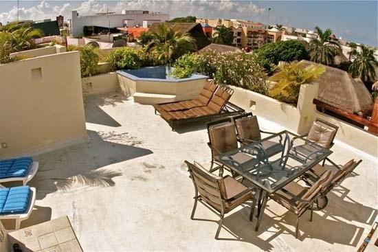 2 Bedroom Penthouse in the Heart of Playa del Carmen - Image 1 - Playa del Carmen - rentals