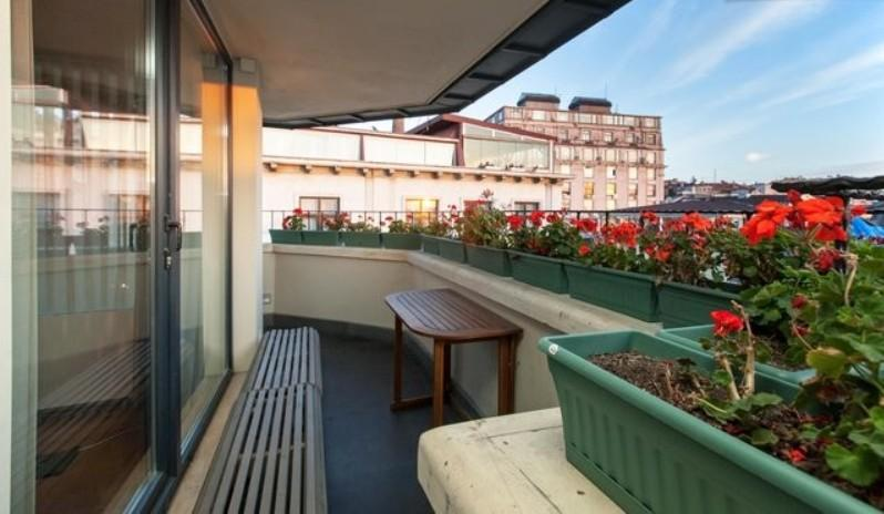 3BR★2BA★PENTHOUSE W BALCONY★RECEPTION★LIFT★GALATA! - Image 1 - Istanbul - rentals