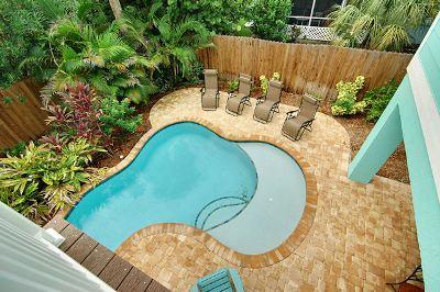 Tropical Pool Home - 303A 61st St-West Wind - Holmes Beach - rentals