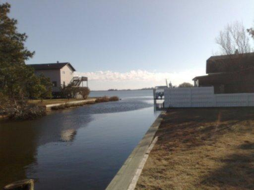 alottafun-view4 - Water Property - Sleeps 12, 2 Bath, Fab Kitchen - Chincoteague Island - rentals