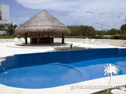 Feel like in home!  Coco Beach area, Noche 3 - Image 1 - Playa del Carmen - rentals