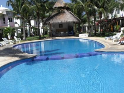 Quiet and perfect to relax, in the golf club PR205 - Image 1 - Playa del Carmen - rentals