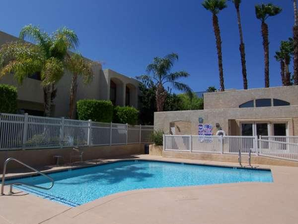 Community Features Two Pools, Two Spas and Two Tennis Courts - Camino Del Sol - Palm Springs - rentals