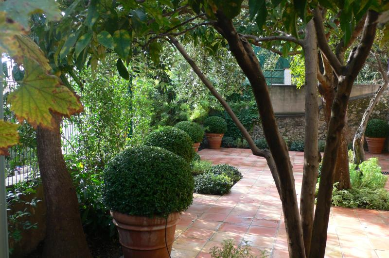 Suspended Provencal Garden - e6d2e54e-55d3-11e2-b9fa-b8ac6f94ad6a - Cannes - rentals