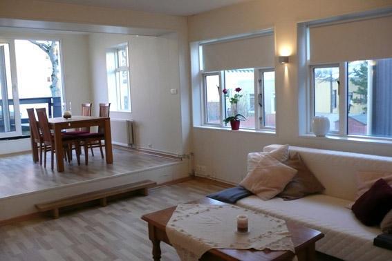 001 - One bedroom large - Reykjavik - rentals