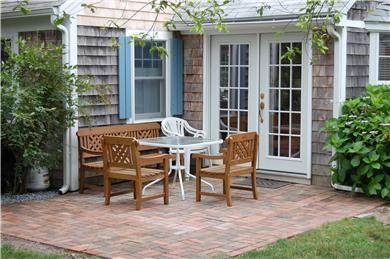 Patio - Cape Cod-Walk to Beach under 1/2 mile! - Dennis Port - rentals