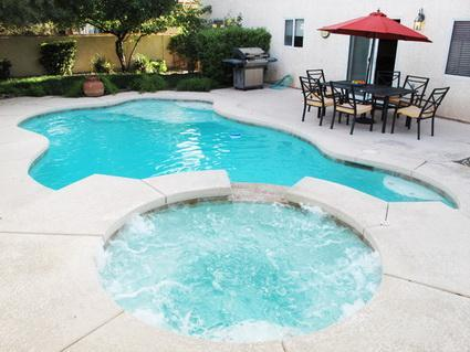 FAMILY HOME with SWIMMING POOL & SPA - Image 1 - Las Vegas - rentals