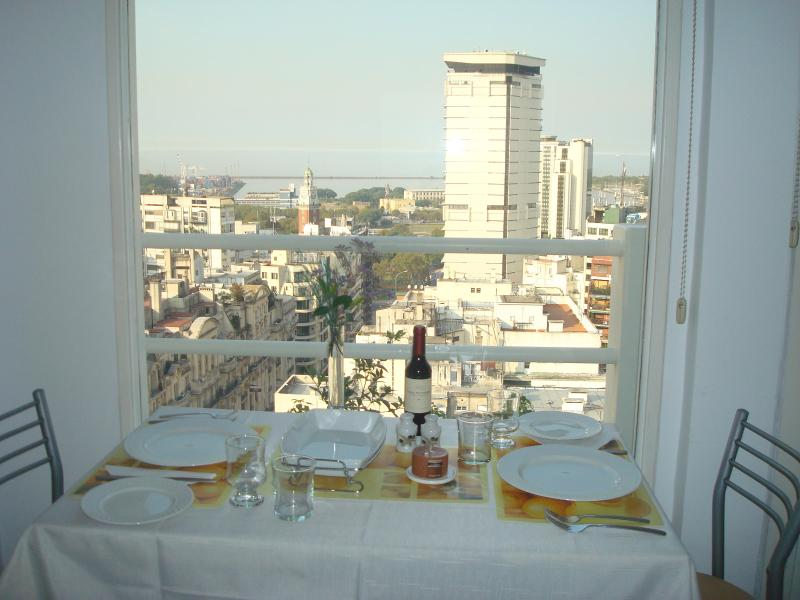 Rio de la Plata View - Plaza San Martin Apartment with a View - Buenos Aires - rentals