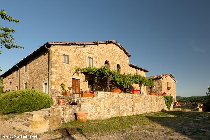 Villa (13 persons) - 3 Beautiful Villas at Podere Felceto in Tuscany - Panzano - rentals