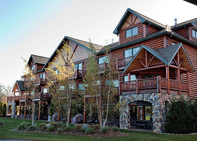 Voyageur Crossings: Unit 17 - Image 1 - Eagle River - rentals