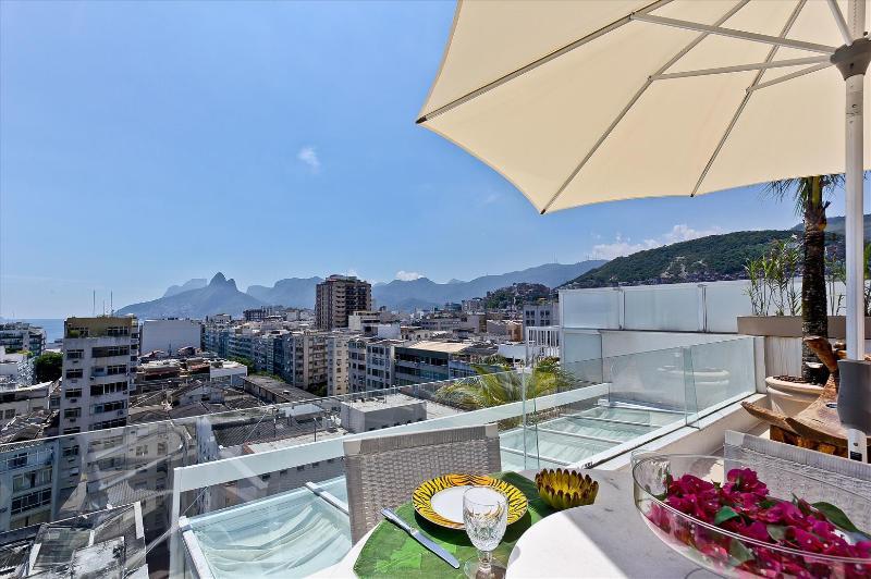 ARPOADOR - 2 Bedrooms 5Star Tri-Plex Penthouse - Image 1 - Rio de Janeiro - rentals