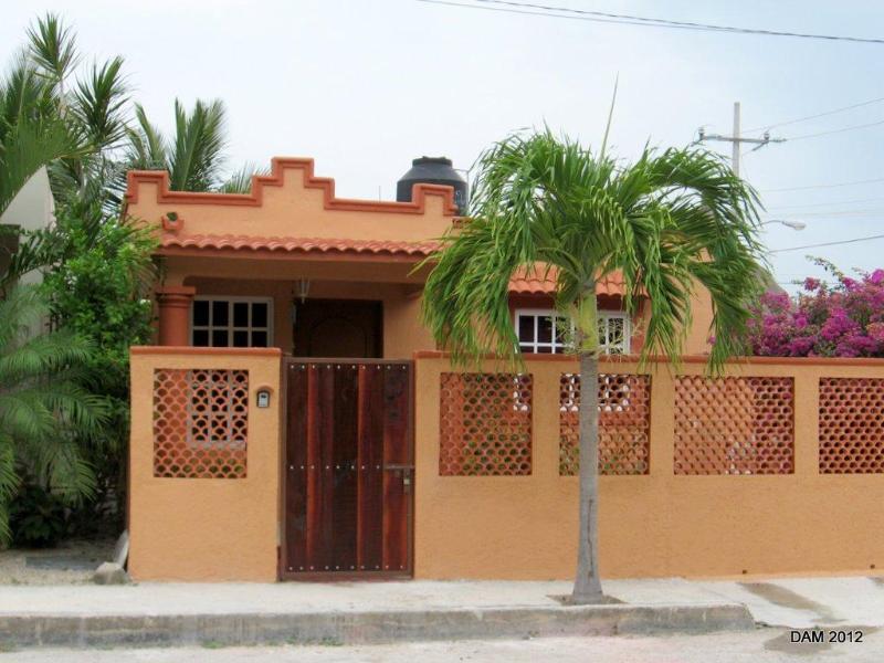 Front of house - Casa Buena Fortuna Xcacel Beach - Akumal - Akumal - rentals