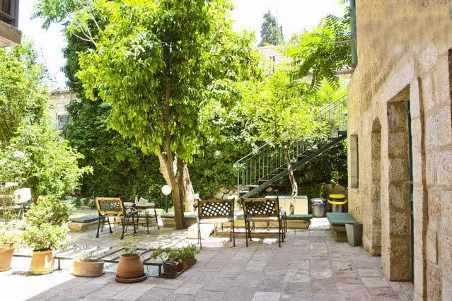 Magas House - Patio - The Unique Cellar - Superb Location - Magas House - Jerusalem - rentals