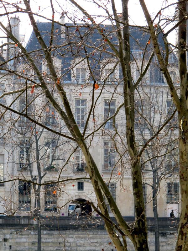 Facade - Elegant,Ile Saint Louis apartment - Paris - rentals