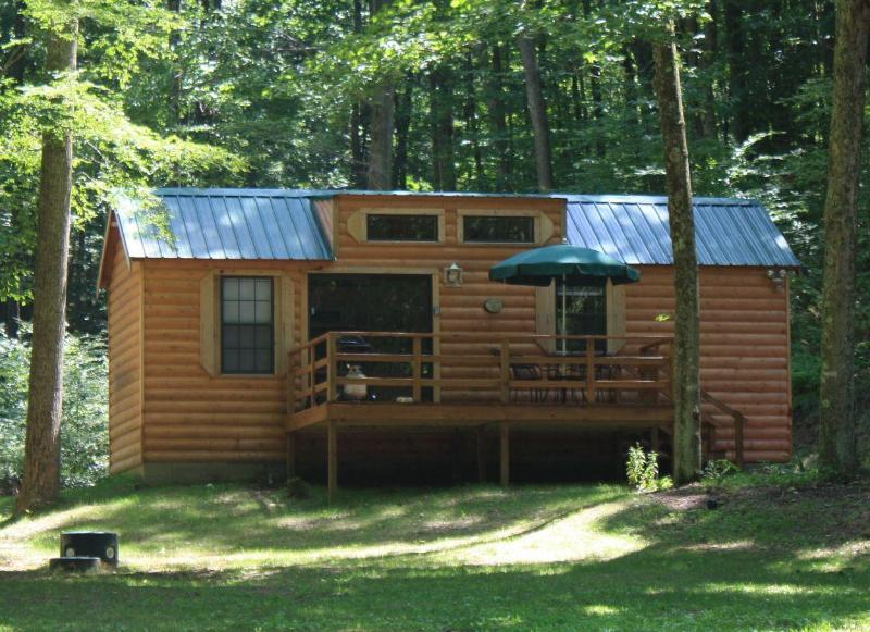 cabin - HockingHillsBackwoodsRetreat Nature Retreat - Logan - rentals