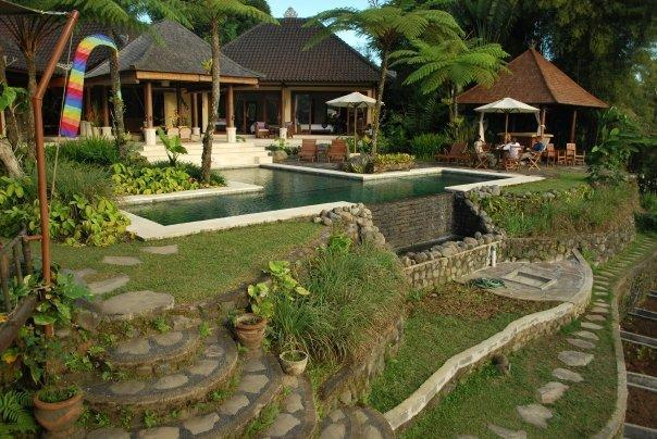 Main Villa and Pool - Heaven in Bali (Formerly Orchid Villa) - Ubud - rentals
