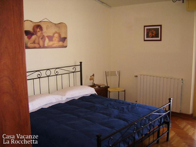 Bedroom - La Rocchetta Rentals Gualdo Tadino Umbria (Assisi) - Gualdo Tadino - rentals