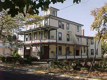 Property 6132 - 101 S Lafayette Street 6132 - Cape May - rentals