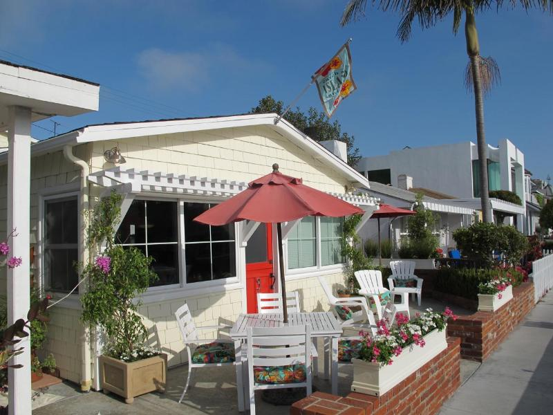The Cottage on the Canal - Balboa Island on the Grand Canal - Balboa Island - rentals