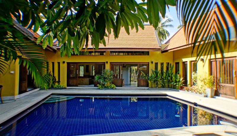 Beautiful Palm View Villa - Villa with Home Cinema, Pool, Jacuzzi, Gym & Car - Koh Samui - rentals