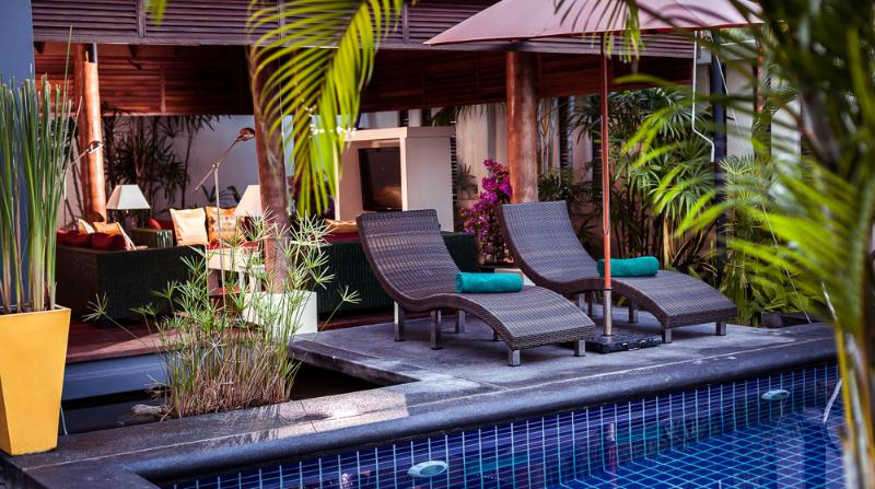 Hideaway Villa is the perfect romantic getaway - Charming 1 Bed Villa with Pool, 150 mtrs to beach - Koh Samui - rentals