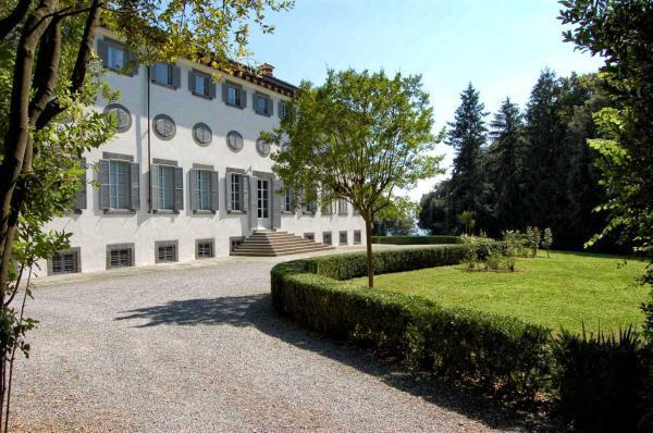 Beautiful gardens and grounds - Historic 2 Bedroom Villa in Lucca, Italy - Matraia - rentals