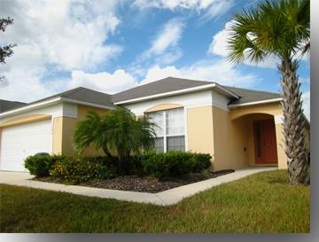 Orlando pool home for monthly rental - 4 bed pool home & spa-Orlando vacation rental - Kissimmee - rentals
