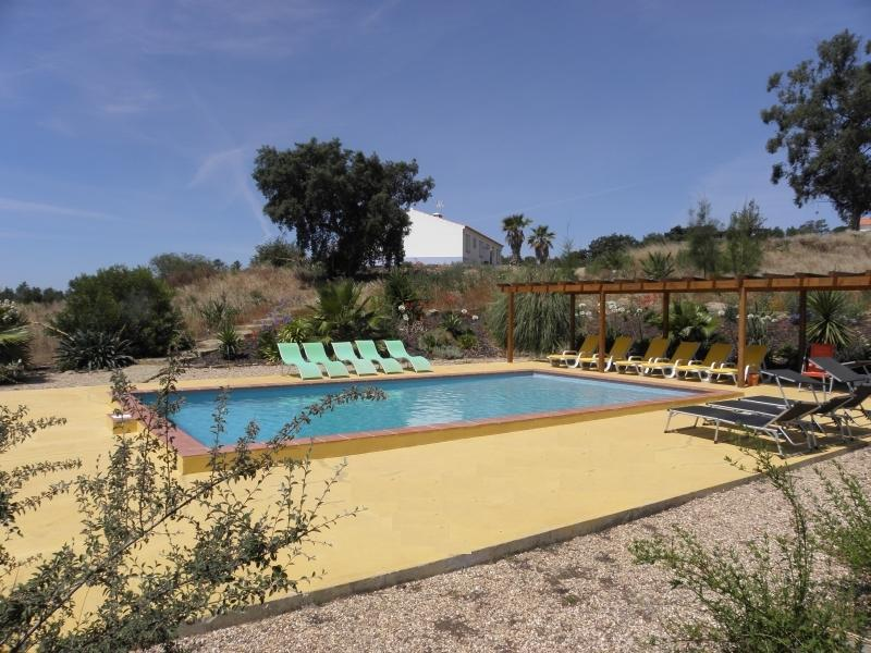 Eco Resort Casa Borboleta Silence close to beach - Image 1 - Santiago do Cacem - rentals